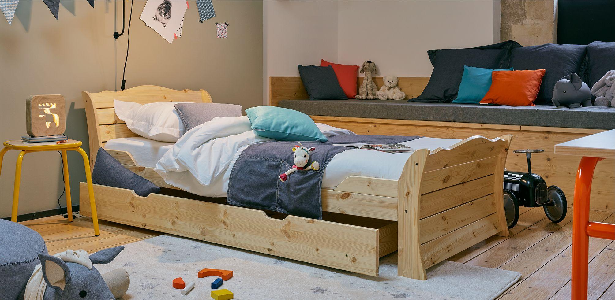 Solution Lit Pour Petit Espace comment bien choisir un lit d'enfant ?