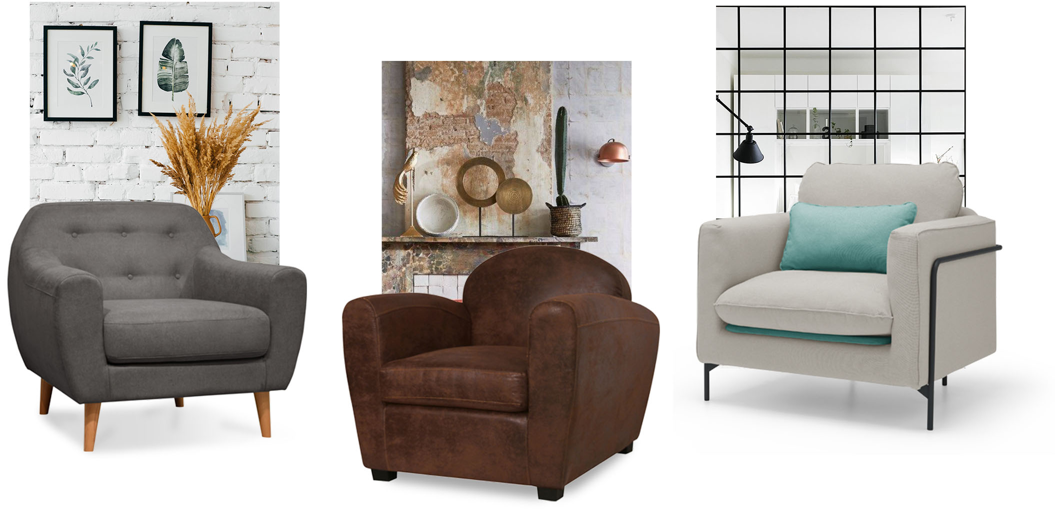 guide achat style fauteuil salon